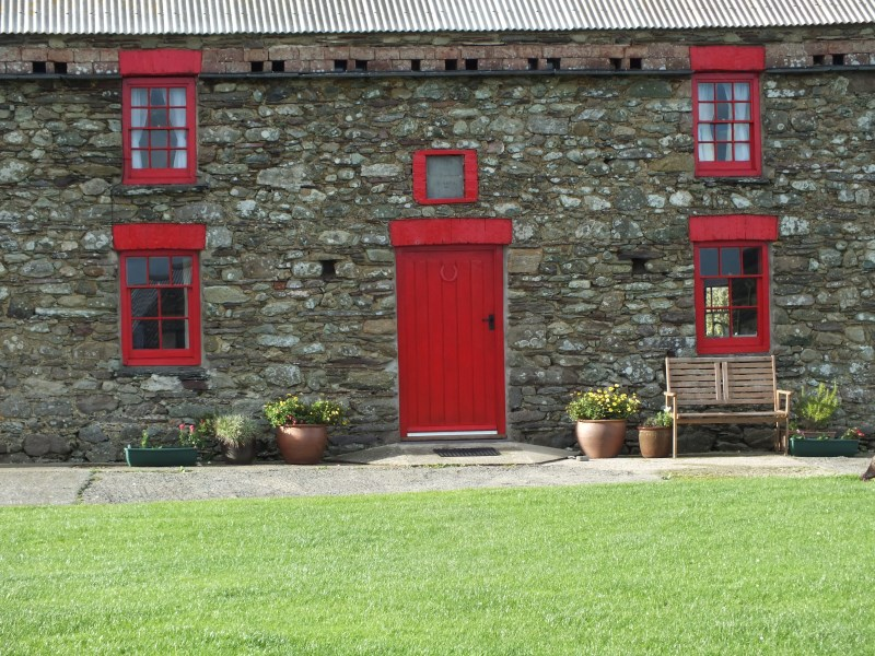 Ty Mortimer holiday cottage, St Davids, Pembrokeshire, Wales, UK