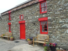Ty Mortimer, Treginnis holiday cottages St Davids, Pembrokeshire Coastal Path, Wales